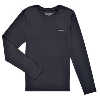 material Boy Long sleeved shirts Teddy Smith T-NARK ML Marine