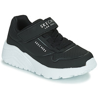 Shoes Children Low top trainers Skechers UNO LITE Black
