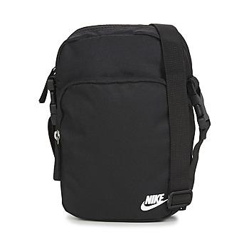 Bags Pouches / Clutches Nike NK HERITAGE CROSSBODY -  FA22 Black / White