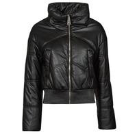 material Women Duffel coats Liu Jo WF1270 Black