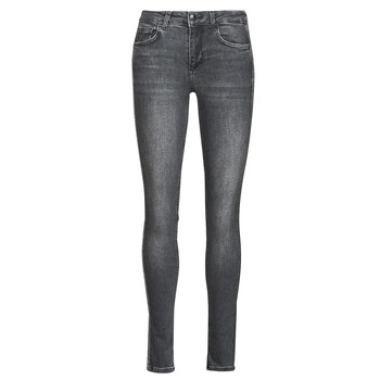 material Women slim jeans Liu Jo DIVINE Grey