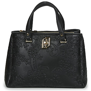 Bags Women Shoulder bags Liu Jo PIACENTE M SATCHEL Black