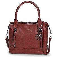 Bags Women Shoulder bags Moony Mood PAOLINE Bordeaux