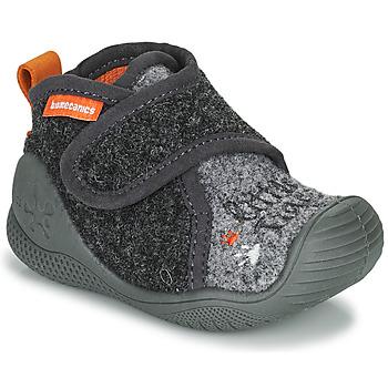 Shoes Boy Slippers Biomecanics BIOHOME Grey