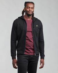 material Men sweaters Lyle & Scott KANLIBE Black