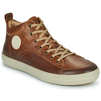 Shoes Men High top trainers Pataugas CARLO Chestnut