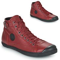 Shoes Women High top trainers Pataugas LATSA  sangria