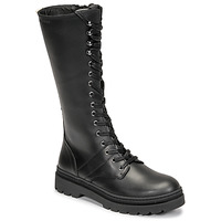 Shoes Women Boots Pataugas MARY Black