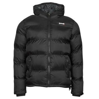 material Duffel coats Schott IDAHO2 Black
