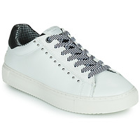 Shoes Women Low top trainers Pepe jeans ADAMS CATTY White