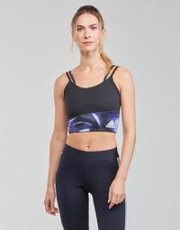 material Women Sport bras adidas Performance WUFORU Black