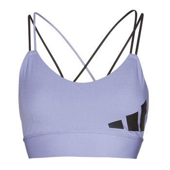 material Women Sport bras adidas Performance AMEBAR Violet / Orbit