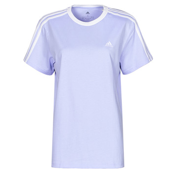 material Women short-sleeved t-shirts adidas Performance WESBEF Tone / Violet