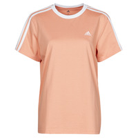 material Women short-sleeved t-shirts adidas Performance WESBEF Blush / Ambient
