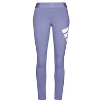material Women leggings adidas Performance WIFIEB LEGGING Violet / Orbit