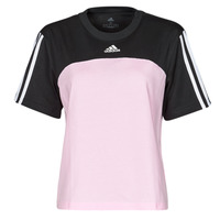material Women short-sleeved t-shirts adidas Performance WECBT Black