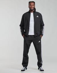 material Men Tracksuits adidas Performance M 3S WV TT TS Black