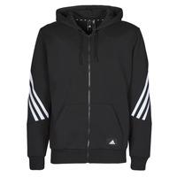 material Men Jackets adidas Performance M FI 3S FZ Black