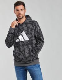 material Men sweaters adidas Performance M FI CAMO HOODY Multicolour