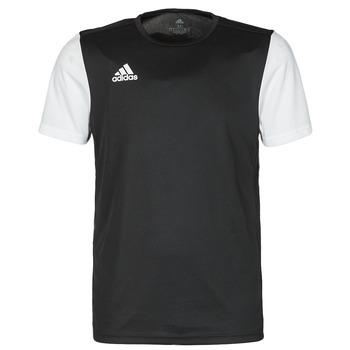 material Men short-sleeved t-shirts adidas Performance ESTRO 19 JSY Black