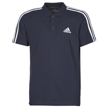 material Men short-sleeved polo shirts adidas Performance M 3S PQ PS Ink