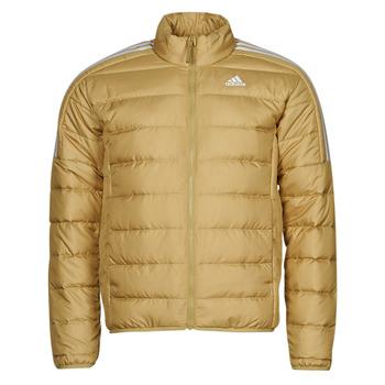 material Men Duffel coats adidas Performance ESS DOWN JACKET Tone / Beige