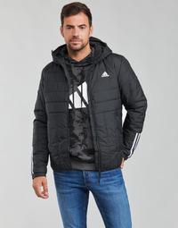 material Men Duffel coats adidas Performance ITAVIC L HO JKT Black