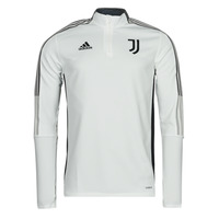 material Jackets adidas Performance JUVE TR TOP White / Essential