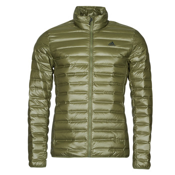 material Men Duffel coats adidas Performance VARILITE JACKET Olive / Focus
