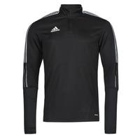 material Jackets adidas Performance TIRO21 TR TOP Black