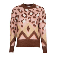 material Women jumpers Naf Naf MALLORY Multicolour