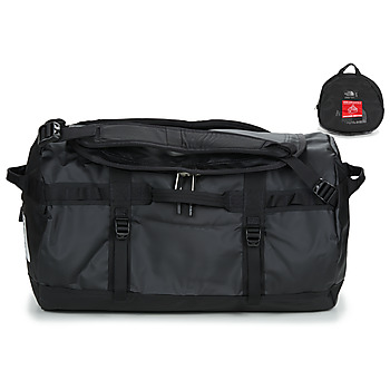 Bags Luggage The North Face BASE CAMP DUFFEL - S Black / White
