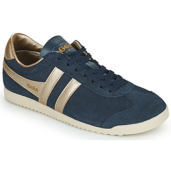Shoes Women Low top trainers Gola BULLER PEARL Marine / Gold