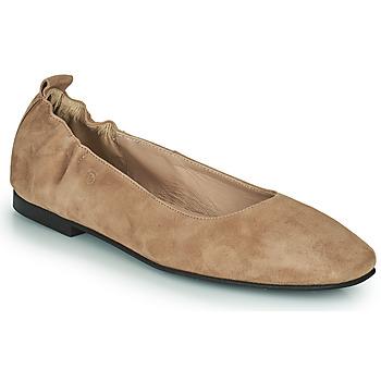 Shoes Women Ballerinas Betty London PETRUS Cognac