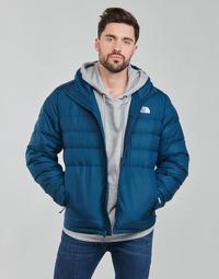 material Men Duffel coats The North Face ACONGAGUA 2 HDIE Blue