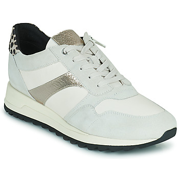 Shoes Women Low top trainers Geox TABELYA White