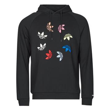 material Men sweaters adidas Originals ST HOODY Black