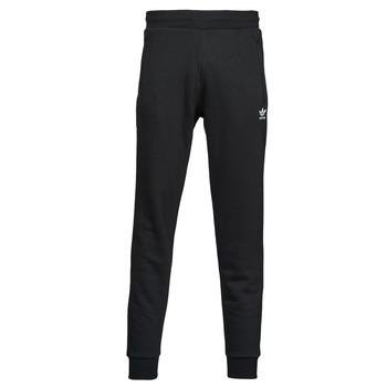 material Men Tracksuit bottoms adidas Originals ESSENTIALS PANT Black