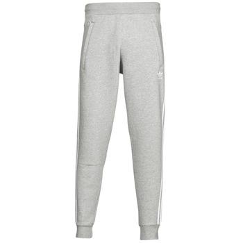 material Men Tracksuit bottoms adidas Originals 3-STRIPES PANT Grey / Medium