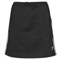 material Women Skirts adidas Originals SKIRT Black
