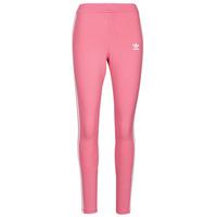 material Women leggings adidas Originals 4 STRIPES TIGHT Tone / Pink