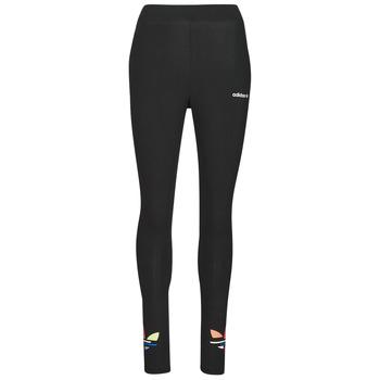 material Women leggings adidas Originals TIGHTS Black