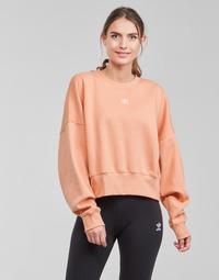 material Women sweaters adidas Originals SWEATSHIRT Blush / Ambient