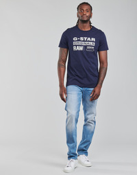 material Men straight jeans G-Star Raw 3301 STRAIGHT Blue