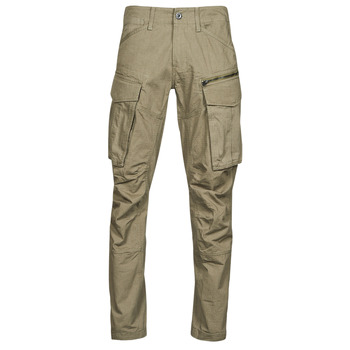 material Men Cargo trousers  G-Star Raw ROVIC ZIP 3D STRAIGHT TAPERED Beige
