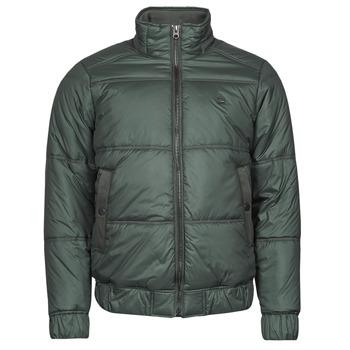 material Men Duffel coats G-Star Raw MEEFIC QUILTED JKT Green