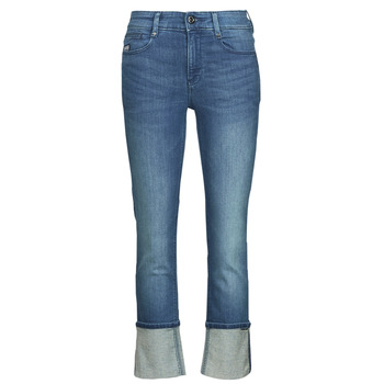 material Women straight jeans G-Star Raw NOXER STRAIGHT Blue