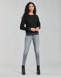 material Women Skinny jeans G-Star Raw LHANA SKINNY Grey