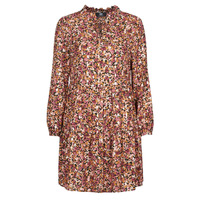 material Women Short Dresses Le Temps des Cerises SUN Pink