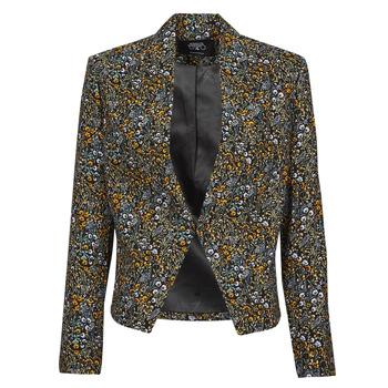 material Women Jackets / Blazers Le Temps des Cerises SIXTYN Multicolour